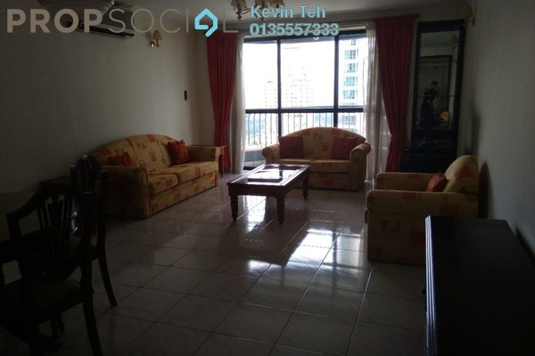 For Rent Condominium at Mont Kiara Palma, Mont Kiara Freehold Fully Furnished 3R/2B 3.6k