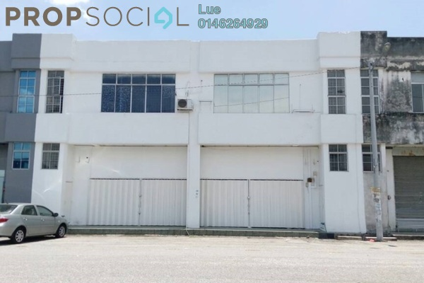 For Rent Factory at Subang Industrial Park, Subang Freehold Semi Furnished 0R/0B 3.5k