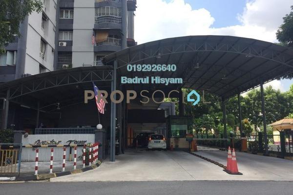For Sale Condominium at Grandeur Tower, Pandan Indah Freehold Semi Furnished 3R/2B 360k