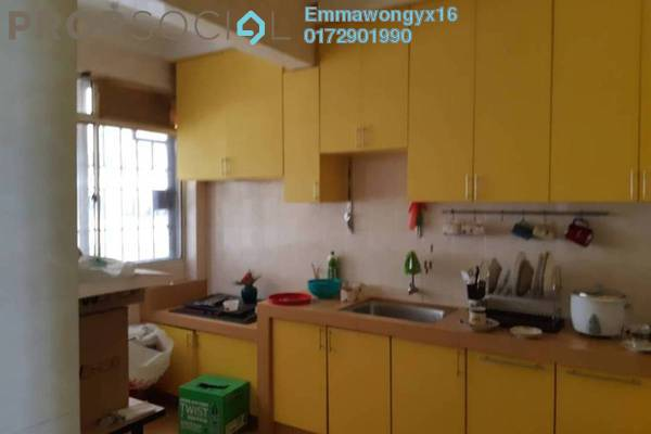 For Sale Condominium at Seri Puri, Kepong Freehold Semi Furnished 3R/2B 428k