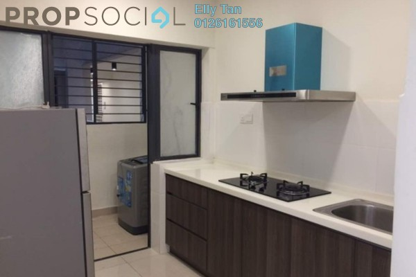 For Rent Serviced Residence at Maisson, Ara Damansara Freehold Semi Furnished 3R/2B 1.2k