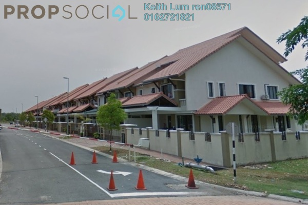 For Rent Terrace at Tenun, Alam Impian Freehold Unfurnished 4R/6B 2.5k