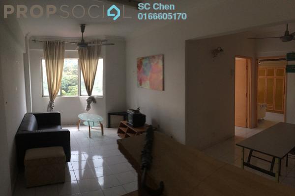 For Rent Apartment at Vista Serdang Apartment, Seri Kembangan  Semi Furnished 3R/2B 900translationmissing:en.pricing.unit