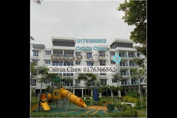 For Sale Apartment at Putra 1 Apartment, Bandar Seri Putra Freehold Unfurnished 3R/3B 360k