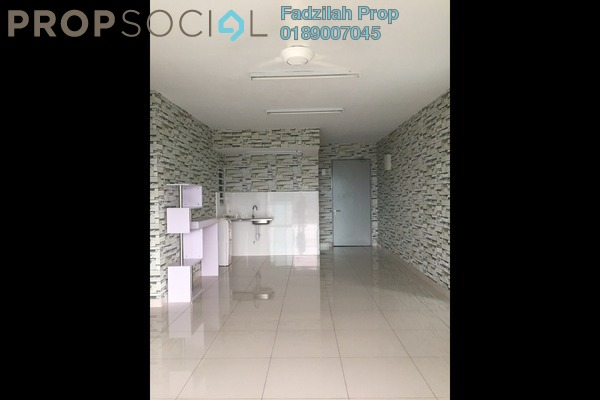 For Rent Condominium at Bayu Sentul, Sentul Freehold Semi Furnished 3R/2B 1.6k