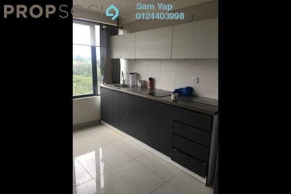 For Rent Serviced Residence at Subang SoHo, Subang Jaya Freehold Fully Furnished 0R/1B 1.4k