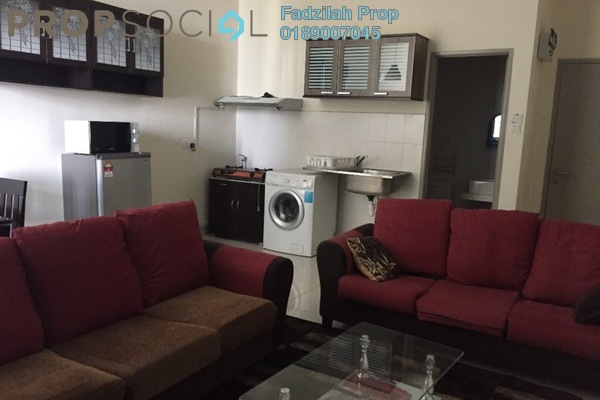 For Rent SoHo/Studio at Vue Residences, Titiwangsa Freehold Fully Furnished 1R/1B 1.9k