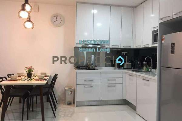 For Rent Condominium at Summer Suites, KLCC Freehold Fully Furnished 2R/2B 4k