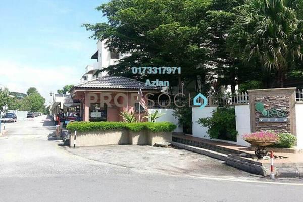 For Rent Condominium at RSGC View, Desa Pandan Freehold Fully Furnished 3R/2B 2.1k
