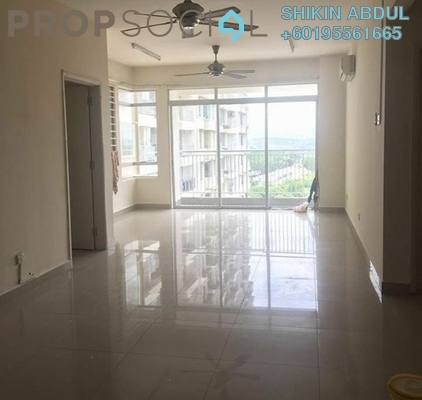 For Sale Condominium at Prima U1, Shah Alam Freehold Unfurnished 3R/2B 360k