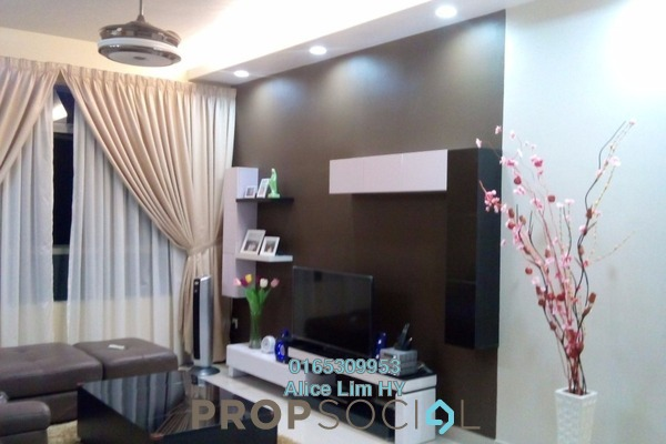 For Sale Condominium at All Seasons Park, Farlim Freehold Fully Furnished 3R/2B 560k