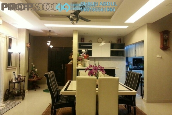 For Sale Terrace at Andira, Denai Alam Freehold Semi Furnished 6R/5B 1.3m