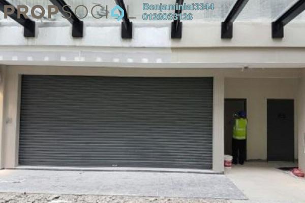For Rent Shop at Plaza 393, Cheras Freehold Unfurnished 0R/1B 6.13k