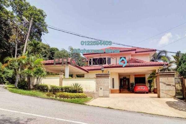 For Sale Bungalow at Taman Melawati, Melawati Freehold Semi Furnished 7R/5B 2.1m