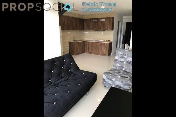 For Rent Condominium at D'Latour, Bandar Sunway Freehold Fully Furnished 2R/3B 2.7k