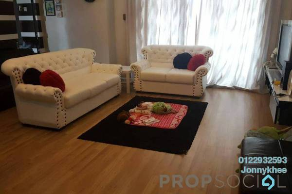 For Rent Condominium at Sri Putramas II, Dutamas Freehold Fully Furnished 3R/2B 2.4k