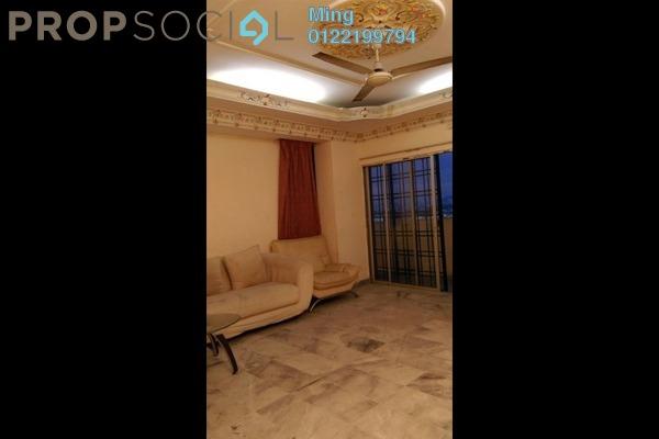 For Sale Condominium at Ridzuan Condominium, Bandar Sunway Freehold Semi Furnished 3R/2B 410k