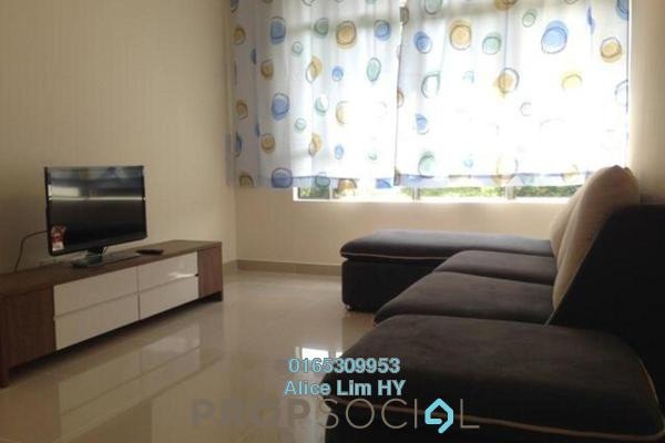 For Sale Condominium at All Seasons Park, Farlim Freehold Fully Furnished 3R/2B 510k