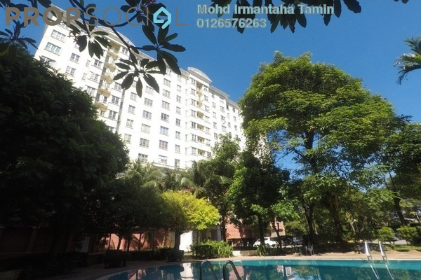 For Sale Apartment at D'Kiara Apartment, Pusat Bandar Puchong Freehold Unfurnished 3R/3B 370k