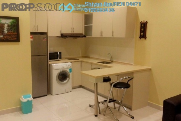 For Rent Condominium at Vue Residences, Titiwangsa Freehold Fully Furnished 0R/1B 1.9k