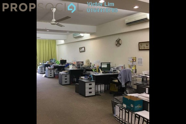 For Sale Office at One Avenue, Bandar Utama Freehold Semi Furnished 0R/0B 680k