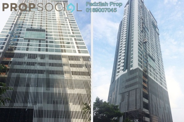 For Rent Condominium at Tribeca, Bukit Bintang Freehold Fully Furnished 1R/1B 2.3千