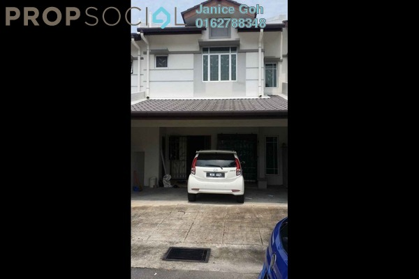 For Rent Terrace at Taman Puncak Saujana, Kajang Freehold Semi Furnished 4R/3B 1.2k