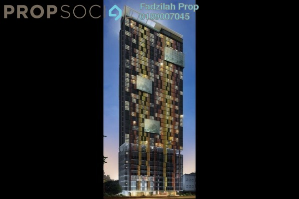 For Rent Condominium at Tribeca, Bukit Bintang Freehold Fully Furnished 2R/2B 4.5k
