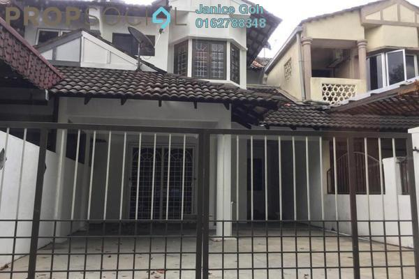 For Rent Terrace at Saujana Impian, Kajang Freehold Semi Furnished 4R/3B 1.1k