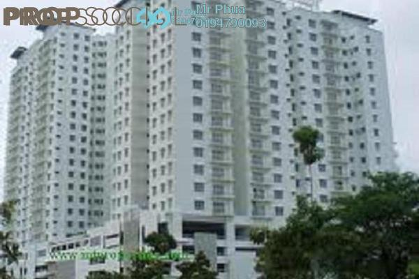 For Rent Condominium at Sea View Tower, Butterworth Freehold Semi Furnished 1R/1B 850translationmissing:en.pricing.unit