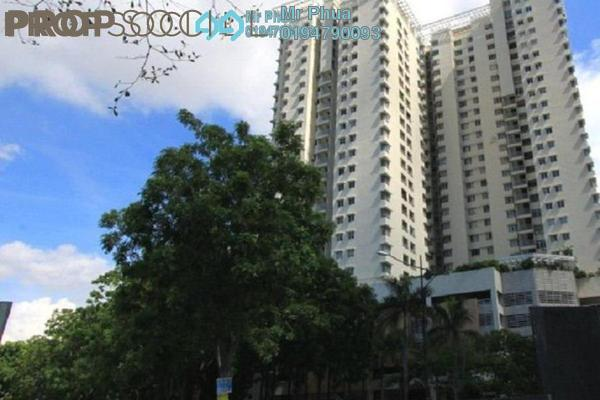 For Rent Condominium at Park View Tower, Butterworth Freehold Unfurnished 3R/2B 1k