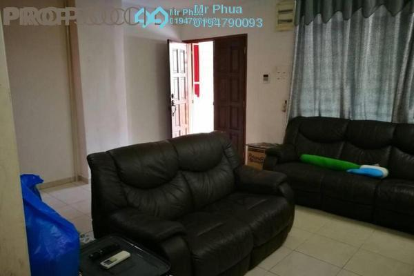 For Sale Terrace at Taman Limbungan Indah, Butterworth Freehold Fully Furnished 4R/3B 600k