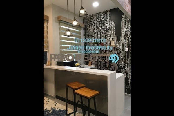 For Sale Condominium at Embassyview, Ampang Hilir Freehold Unfurnished 2R/2B 340k