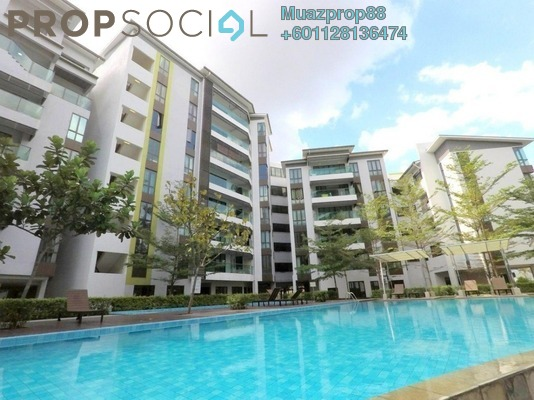 For Sale Condominium at Serin Residency, Cyberjaya Freehold Unfurnished 5R/4B 850k