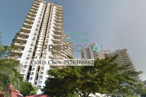For Sale Duplex at Armanee Terrace I, Damansara Perdana Freehold Unfurnished 3R/0B 643k