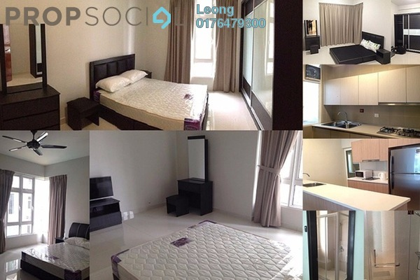 For Rent Condominium at Royal Regent, Dutamas Freehold Fully Furnished 3R/2B 3.2k