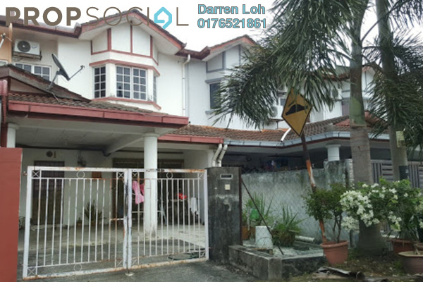 For Sale Terrace at Taman Baiduri, Dengkil Freehold Unfurnished 4R/3B 480k