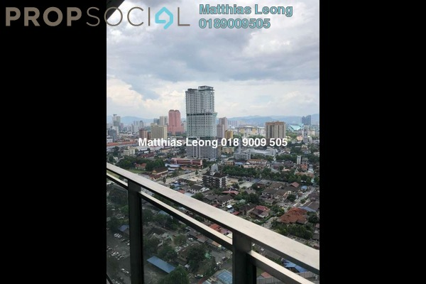For Rent SoHo/Studio at Summer Suites, KLCC Freehold Semi Furnished 1R/1B 2.5k