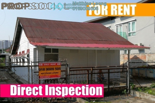 For Rent Bungalow at Section 1, Petaling Jaya Freehold Unfurnished 9R/1B 2.5k