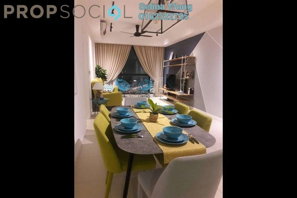For Rent Serviced Residence at Three28 Tun Razak, KLCC Freehold Fully Furnished 2R/2B 3.8k