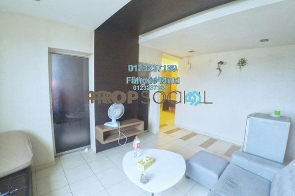 For Sale Apartment at Casa Subang, UEP Subang Jaya Freehold Semi Furnished 4R/2B 380k