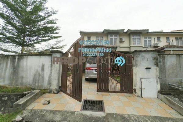For Sale Terrace at Taman Lestari Putra, Bandar Putra Permai Freehold Semi Furnished 4R/3B 675k