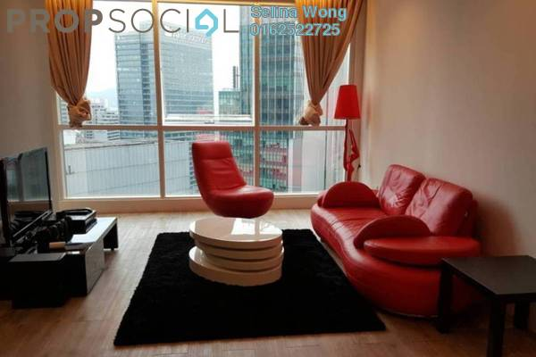For Rent Serviced Residence at Binjai 8, KLCC Freehold Fully Furnished 2R/2B 4.7k