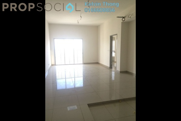 For Sale Condominium at The Wharf, Puchong Freehold Unfurnished 3R/2B 480k
