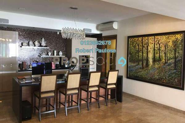 For Sale Condominium at 10 Mont Kiara, Mont Kiara Freehold Fully Furnished 4R/5B 3.5m