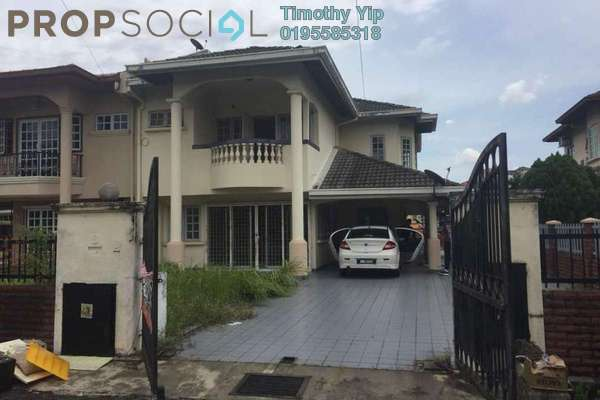 For Sale Semi-Detached at Taman Sri Endah, Sri Petaling Leasehold Unfurnished 5R/4B 1.75m