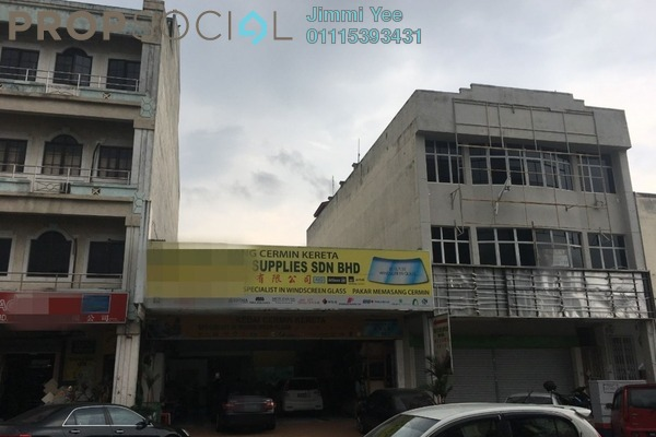 For Sale Shop at Kepong Baru, Kepong Leasehold Unfurnished 0R/0B 1.8m