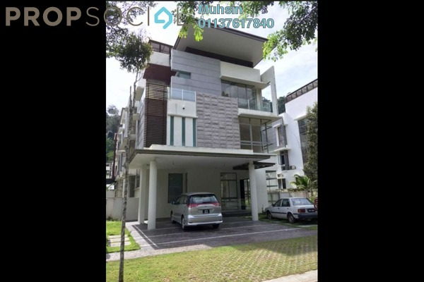 For Sale Bungalow at The Valley TTDI, Ampang Freehold Unfurnished 7R/8B 2.6m