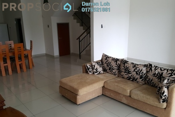 For Rent Terrace at Warisan Puteri, Sepang Freehold Fully Furnished 4R/4B 2.5k