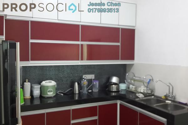 For Rent Terrace at Idaman Bayu, Bandar Sri Sendayan Freehold Semi Furnished 4R/4B 1.4k